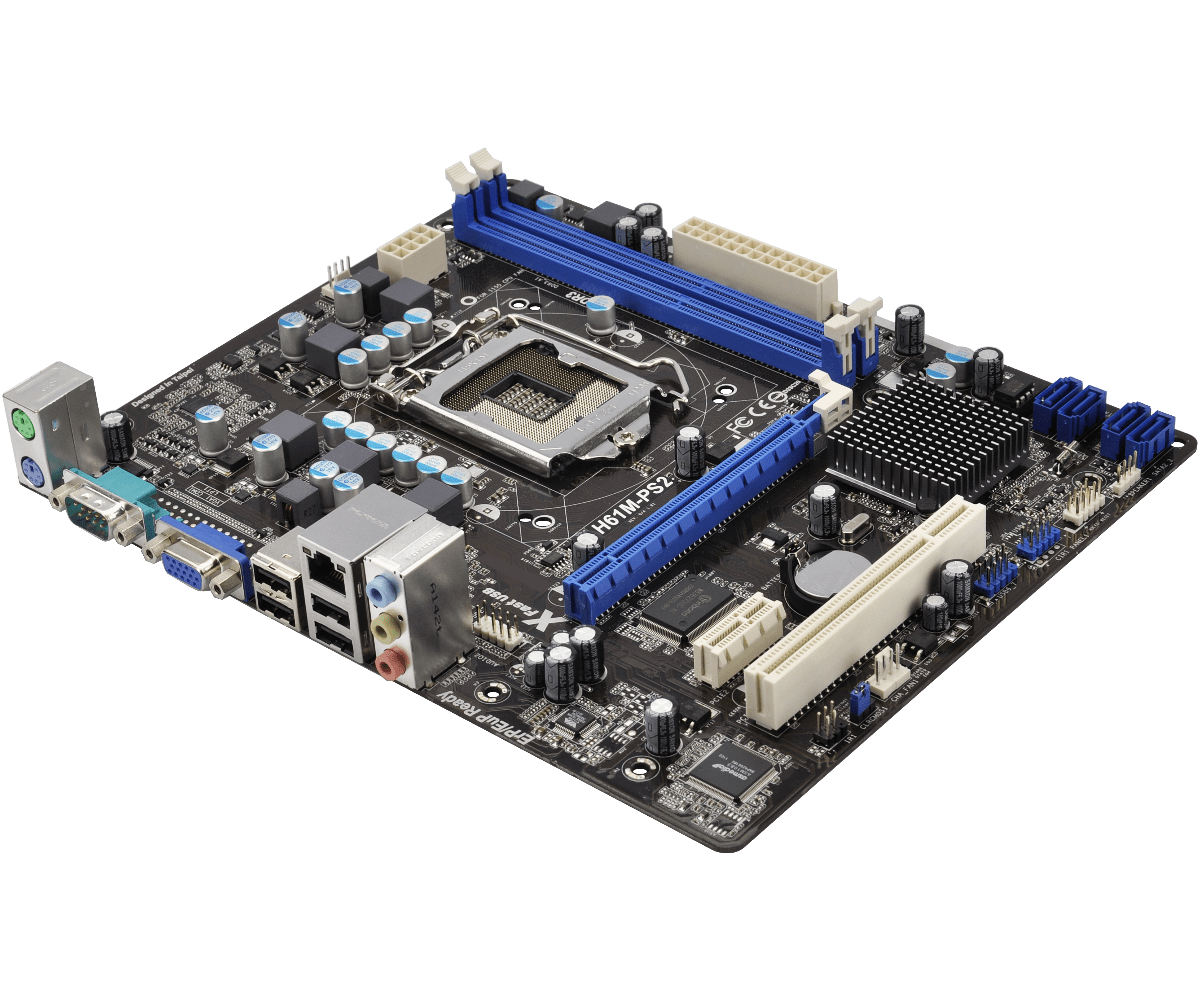 NEW DRIVERS: ASROCK H61M-PS2 CHIPSET