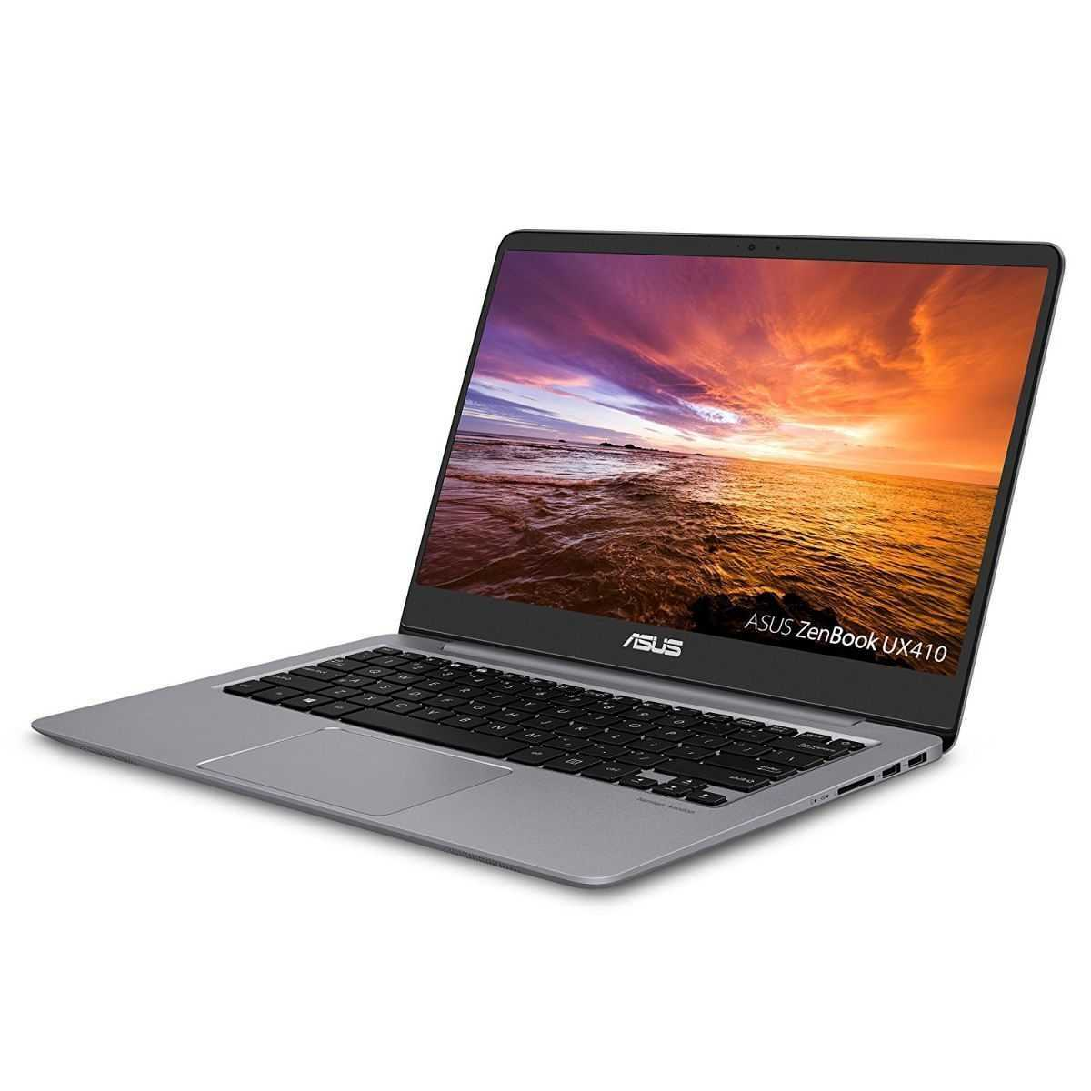 מחשב נייד Asus ZenBook UX410UA-GV536 אסוס
