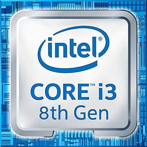 Intel - Core i3-8100