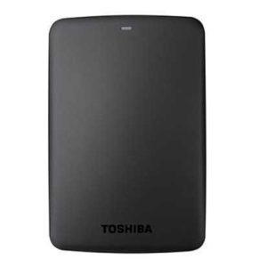 דיסק קשיח חיצוני Toshiba CANVIO BASICS HDTB310EK3AA 1TB BLACK
