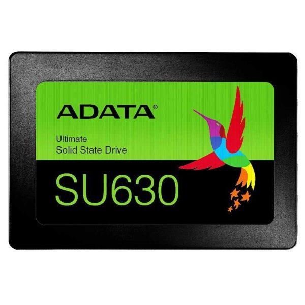 """לקובץ ADATA SSD 2.5"""" SATA III SU630SS - ASU630SS-480GQ-R"""