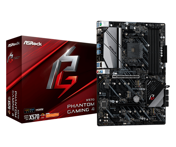 X570 Phantom Gaming 4